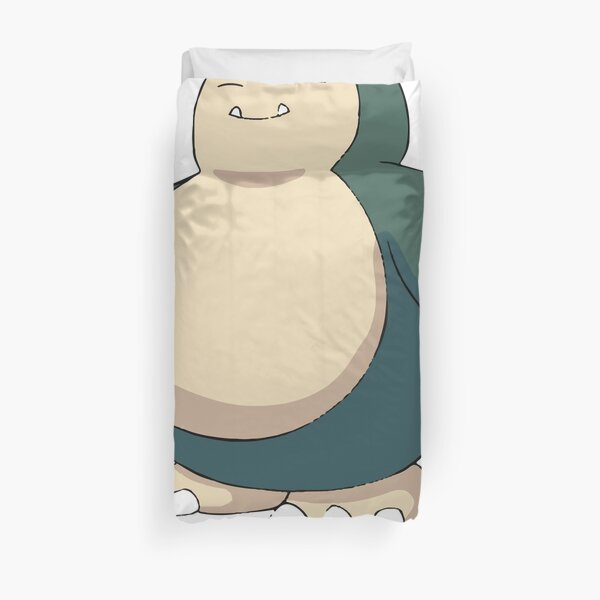 Lazy Today Snorlax Duvet Cover
