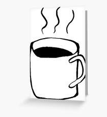 Mug Greeting Card