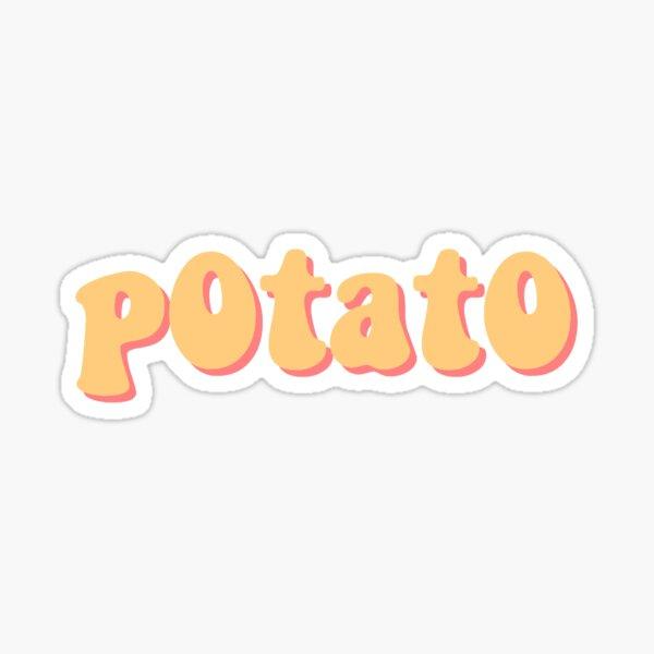 Niall Horan potato sticker Sticker
