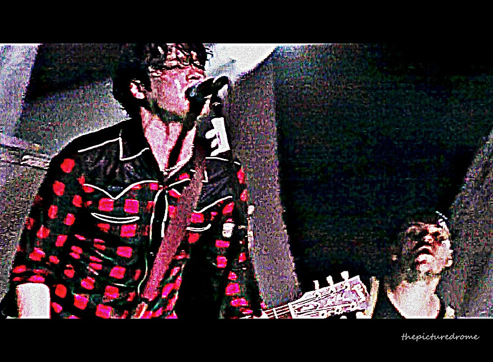 The Virginmarys by thepicturedrome