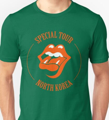 Universal Unbranding - North Korean Tour T-Shirt