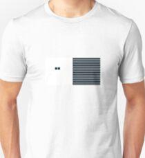 Number BLACK+white 2 Unisex T-Shirt