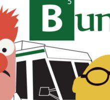 Breaking Muppets Sticker
