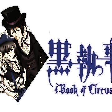 Book of Circus by Xhex115
