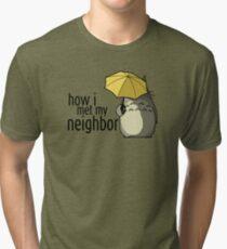 Wie ich meinen Nächsten getroffen habe Vintage T-Shirt
