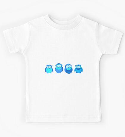 Four Blue Owls Kids Clothes