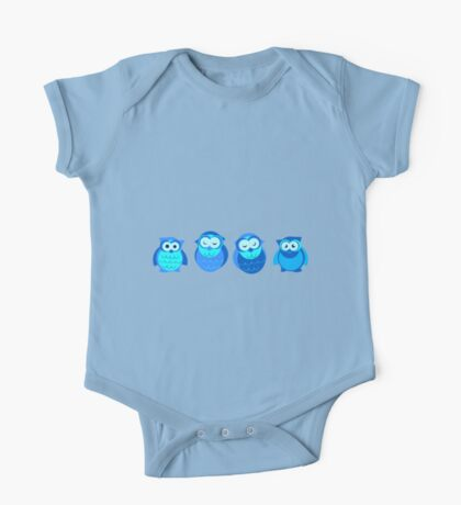 Four Blue Owls Kids Clothes