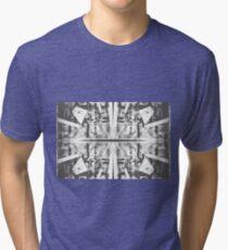 Graphic pattern Tri-blend T-Shirt