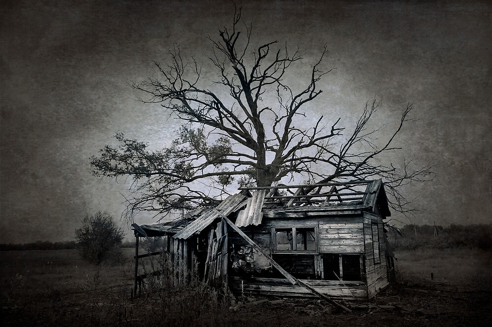 Dead Place by Svetlana Sewell