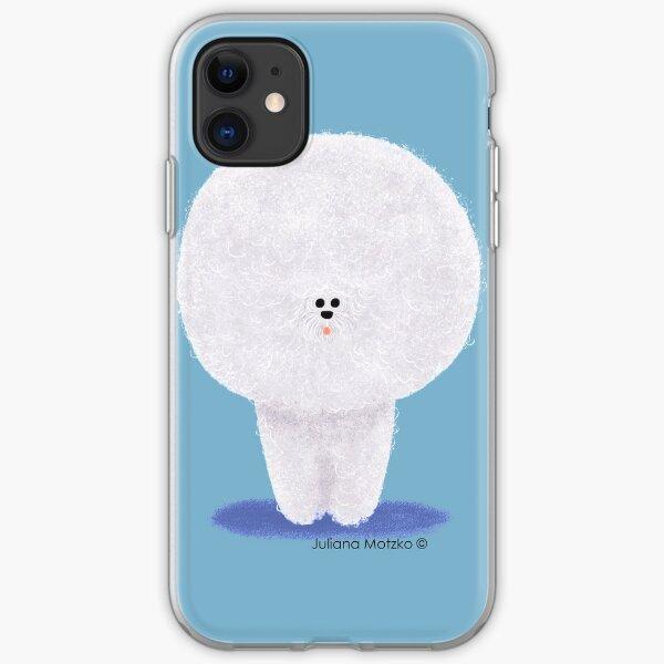 Bichon Frise  iPhone Soft Case