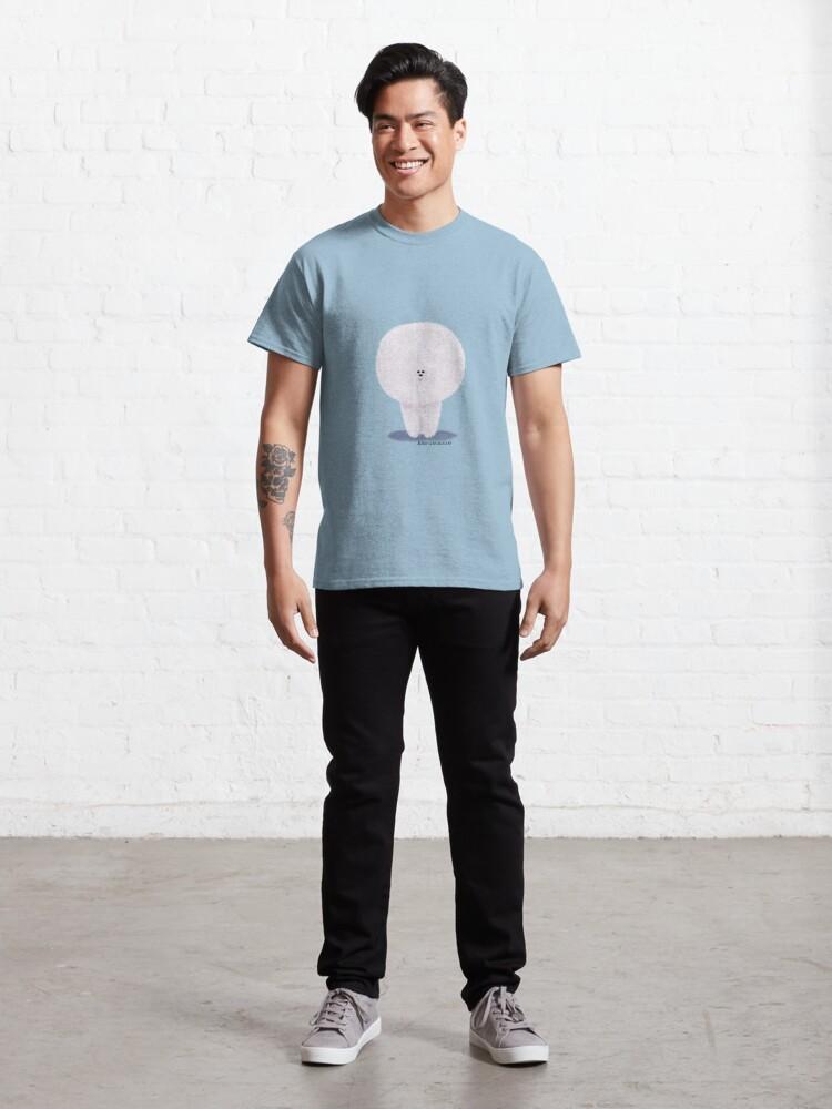 Alternate view of Bichon Frise  Classic T-Shirt