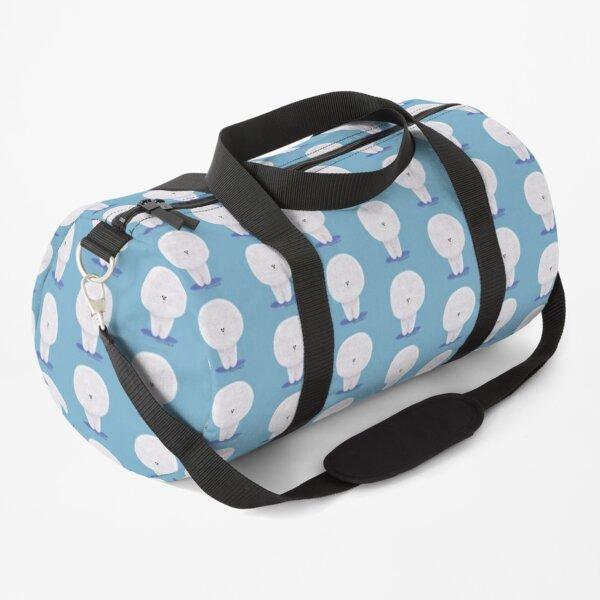 Bichon Frise  Duffle Bag