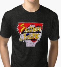 Speaker Freak - Speakin' Out Tri-blend T-Shirt