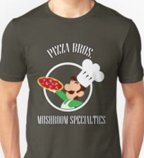 Pizza Bros. Player 2 T-Shirt