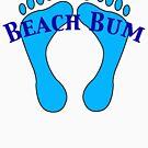 Beach Bum by pjwuebker