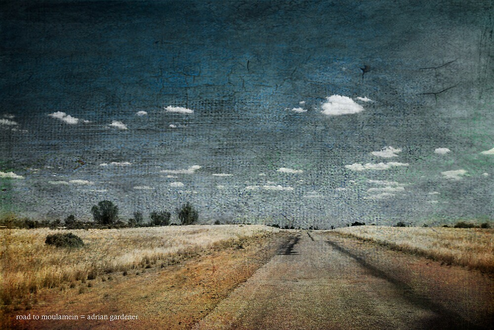 Road To Moulamein by garts