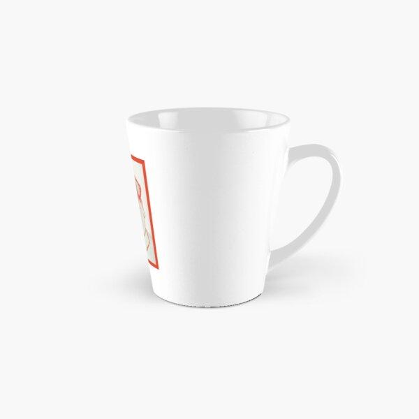 Mao (Red) Tall Mug