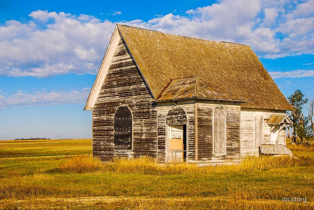 The Sunbeam Church by Mary Carol Story
