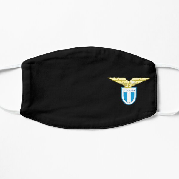 Lazio Italian soccer team Flat Mask