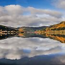 Loch Lunaig, Scotland. by Ross Hutton