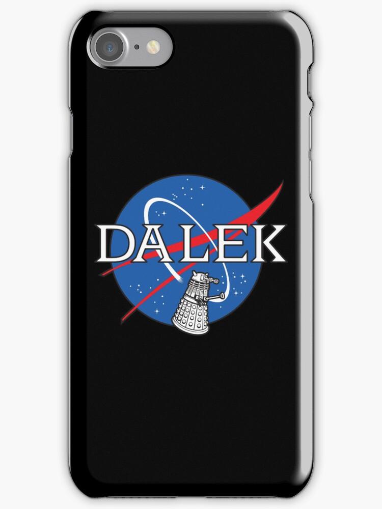 Dalek Space Program by TeeNinja