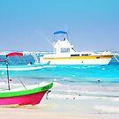 Playa Paraiso by Ticker