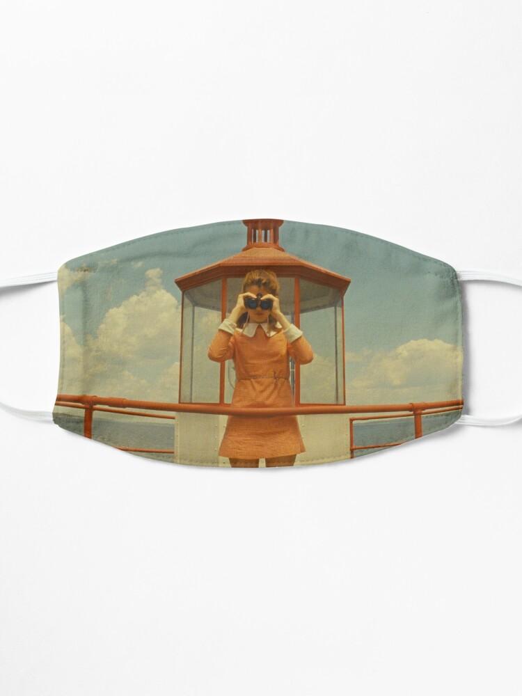 Alternate view of Moonrise Kingdom casttle Mask