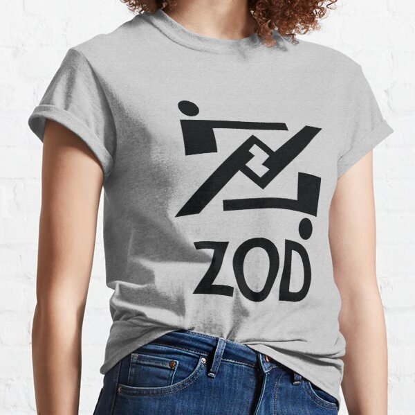 ZOD Logo - Smallville Classic T-Shirt