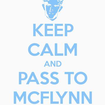 Keep Calm McFlynn by whitesnake
