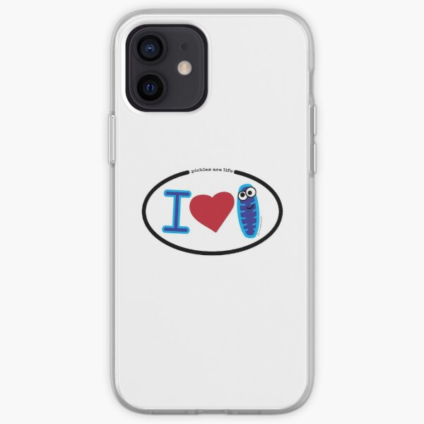 I heart lactobacillus iPhone Soft Case
