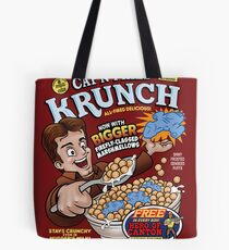 Captain Mal's Krunch Cereal Tote Bag