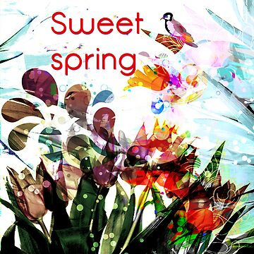 Sweet spring by CreativzDesigns