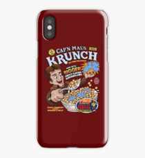Captain Mal's Krunch Cereal iPhone Case/Skin