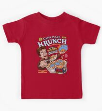 Captain Mal's Krunch Cereal Kids Tee