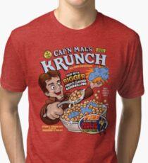Captain Mal's Krunch Cereal Tri-blend T-Shirt