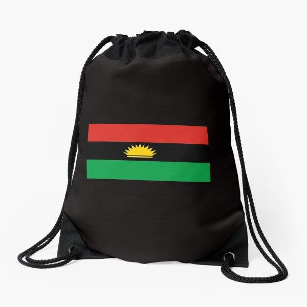 BIAFRA Drawstring Bag