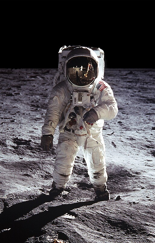 Buzz Aldrin: Gifts & Merchandise | Redbubble