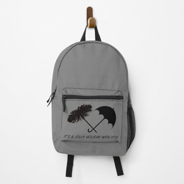 Mary and Bert Backpack