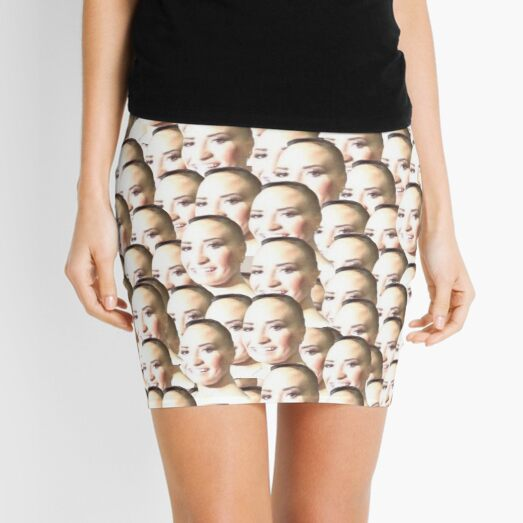 Poot Mini Skirt
