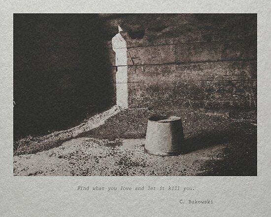 Bukowski #3 by ZachHoskin