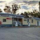 Oldie but Goodie  Shop and Service Station Australia  by Kym Bradley