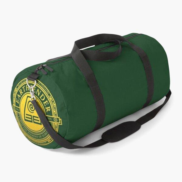 ATLA Earthbender Symbol: Avatar-Inspired Design Duffle Bag