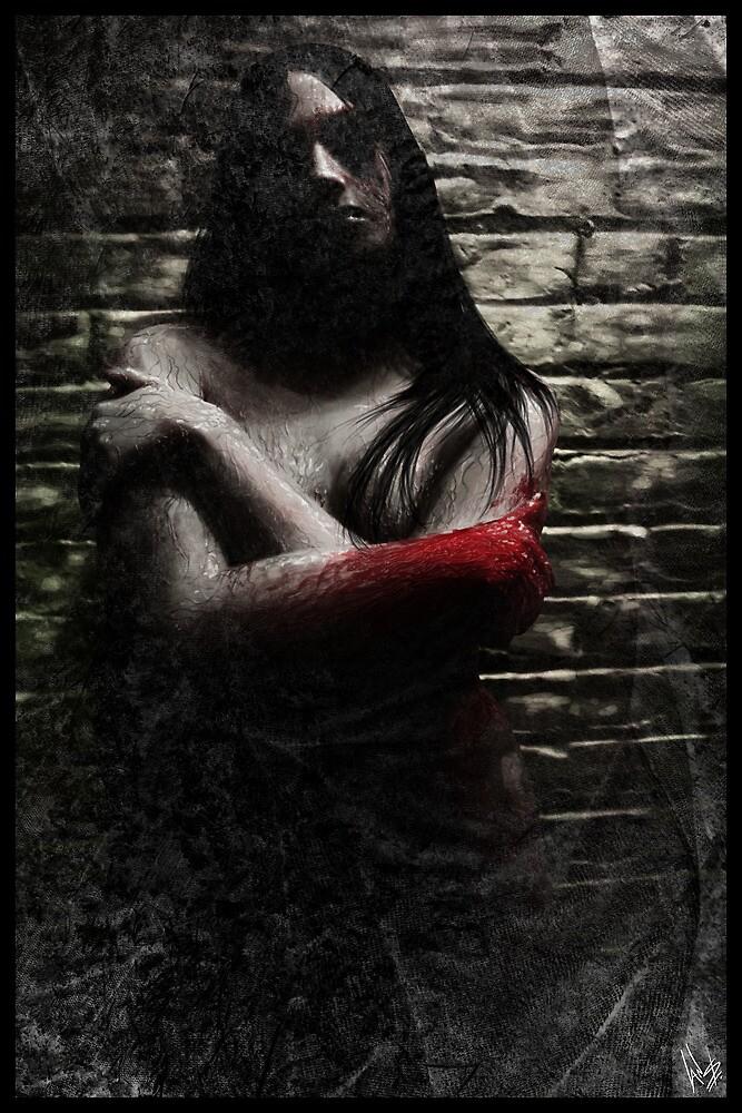 Red Right Hand by Ian Sokoliwski