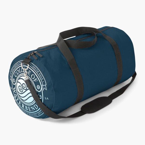 ATLA College of Waterbending: Avatar Inspired-Design Duffle Bag