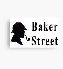 Baker Street Canvas Print
