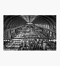 Stockholm Central Photographic Print