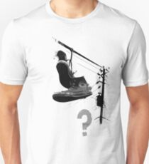 WTF Sneakers on Power Lines T-Shirt