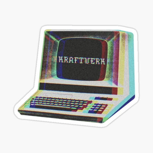 Computerwelt - Computer World Sticker