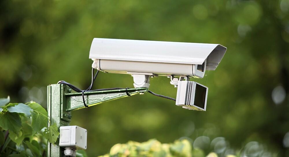 Camera outdoor surveillance by mrivserg