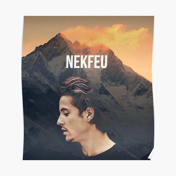 Nekfeu - Design Poster